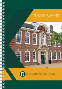 A4 Personalised Teacher Planners